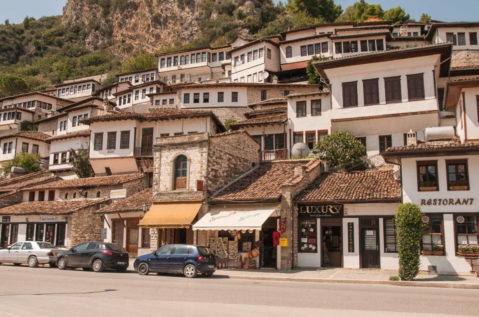 Berat, Albania – byen med de tusen vinduer