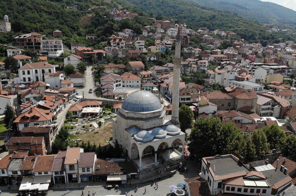 A day in Prizren, Kosovo