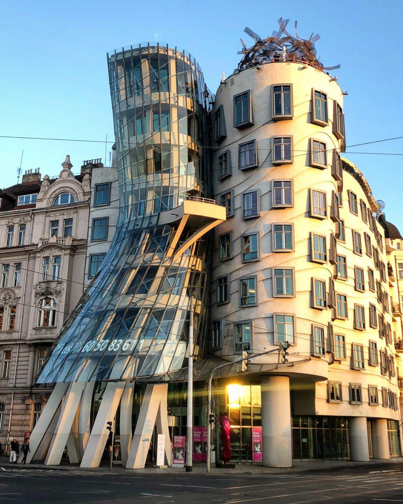 Dansehuset, Praha, Tsjekkia