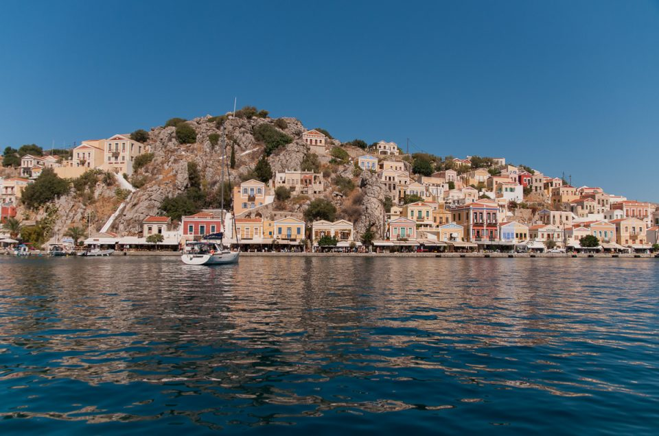 A daytrip to Symi, Greece