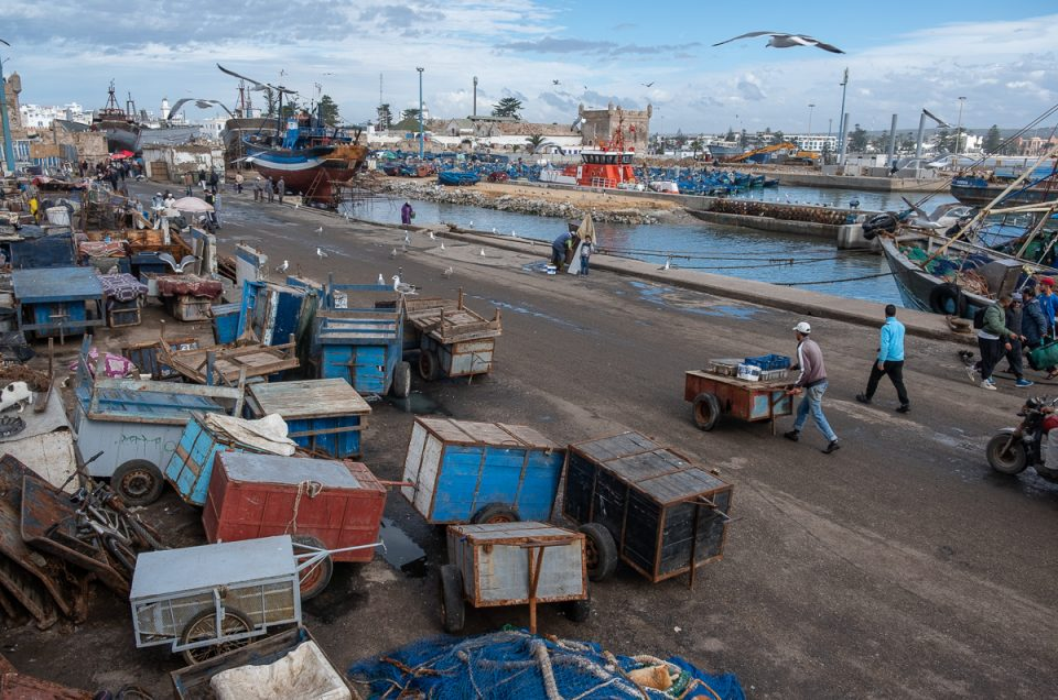 Essaouira – the most beautiful port of Morocco?
