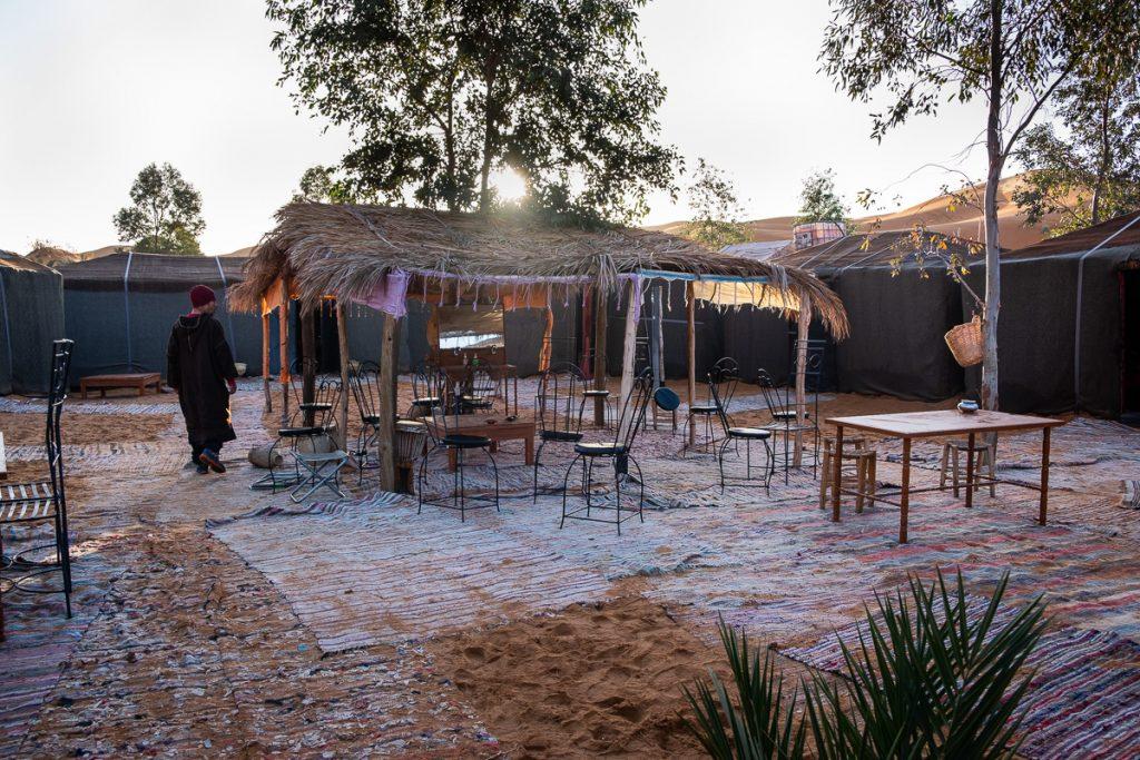 Fayou Desert Camp The Sahara Desert Morocco