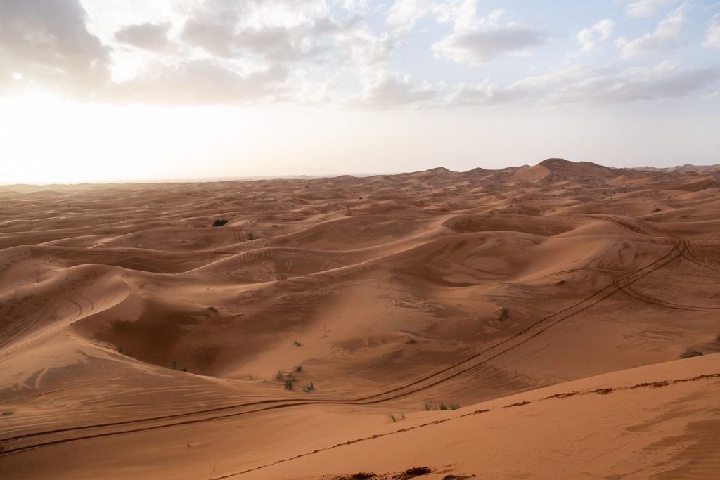 The Sahara Desert Morocco