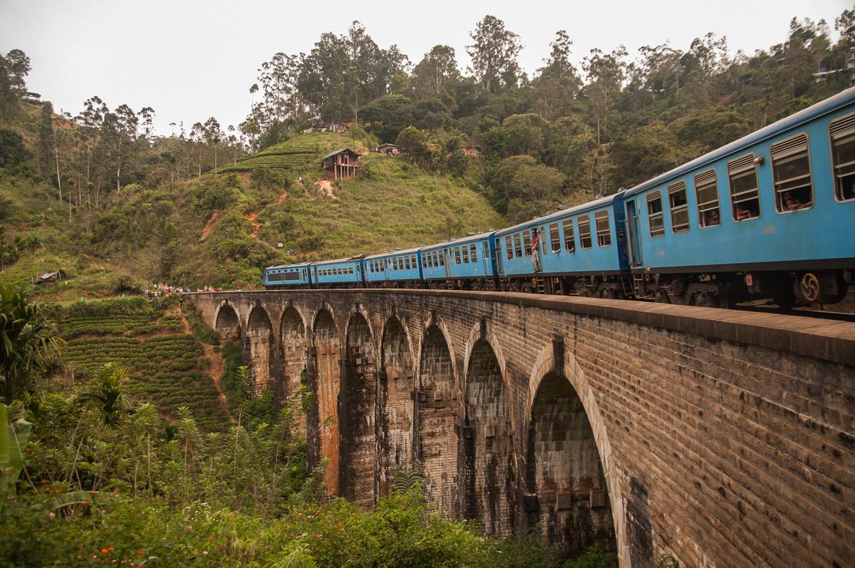 Sri Lanka – Mitt første møte med Asia