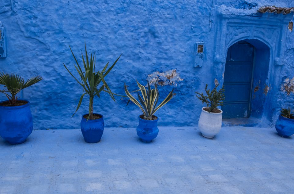 Chefchaouen – the blue city in Morocco