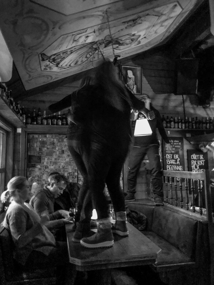 Svingen pub, Beitostølen, Norway