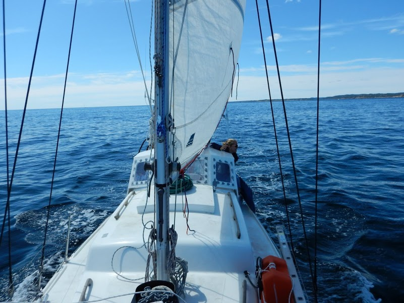Bright Tomorrow – living 2 months on board a sailboat