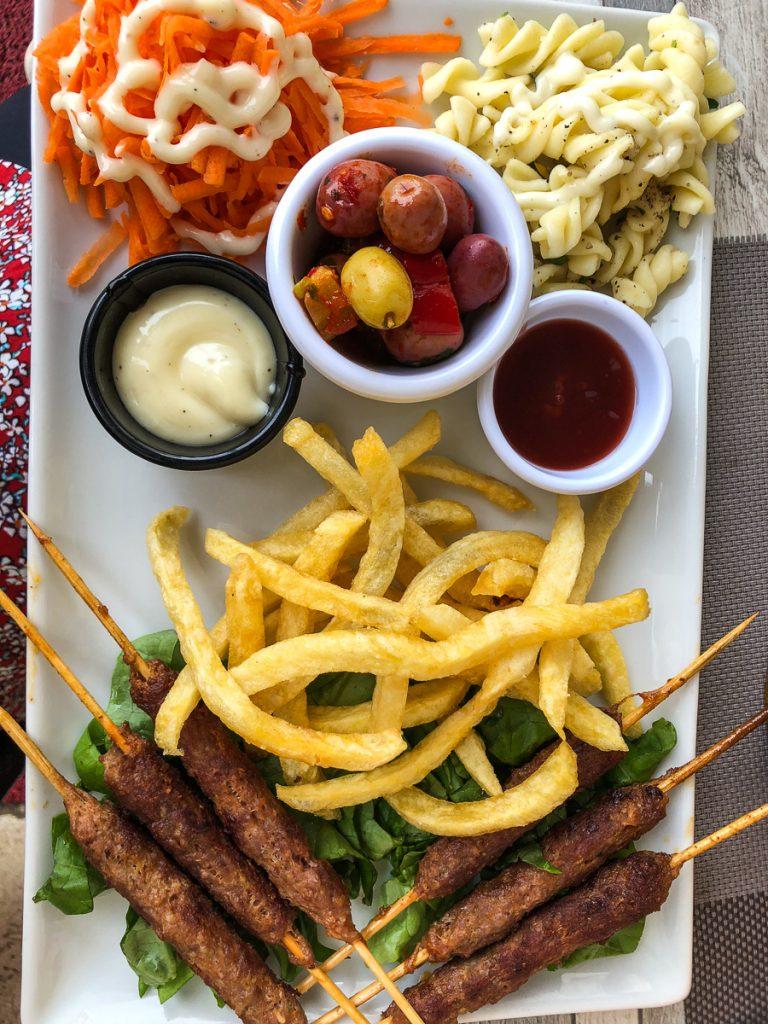 Moroccan food Fez Morocco