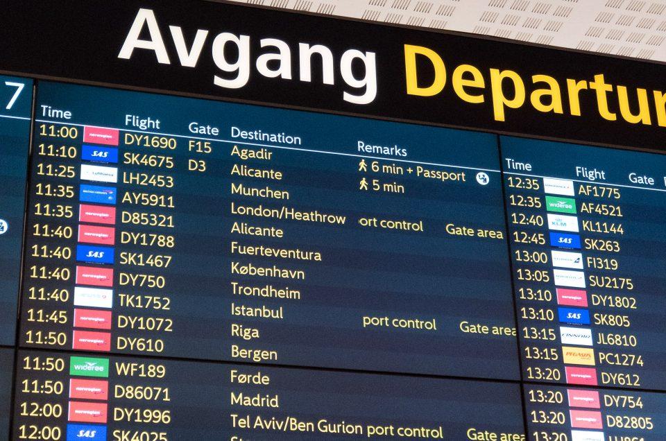 8 tips for en bedre flyreise
