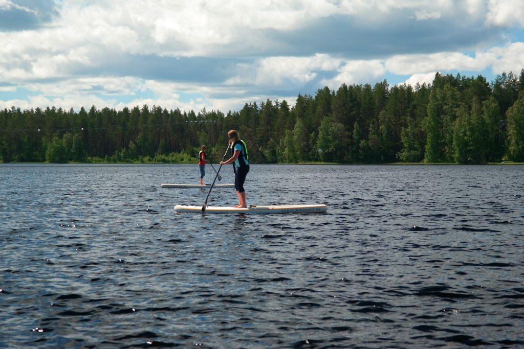 SUP Näsets Marcusgård Dalarna Sverige