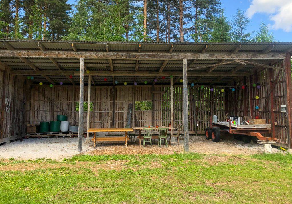 Näsets Marcusgård Dalarna Sverige