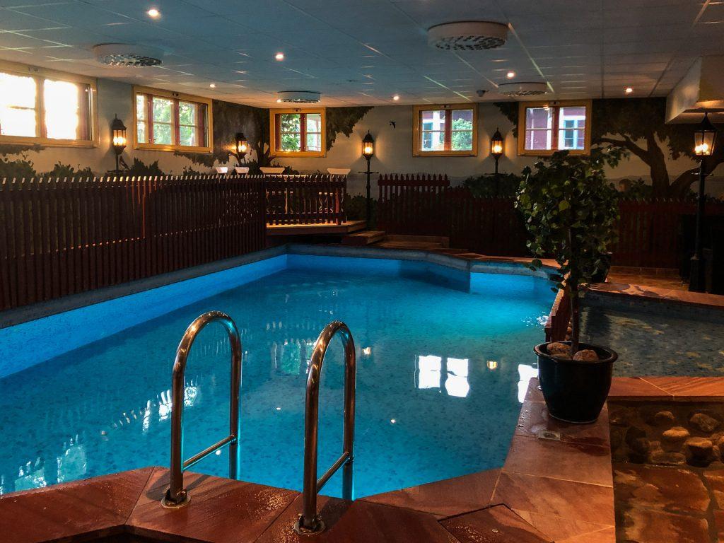 Åkerblad Hotell Dalarna Sweden