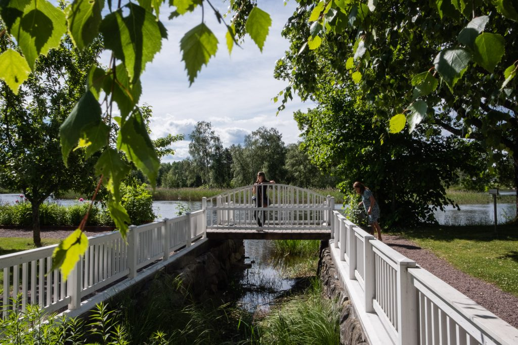Carl Larssongården in Dalarna, Sweden