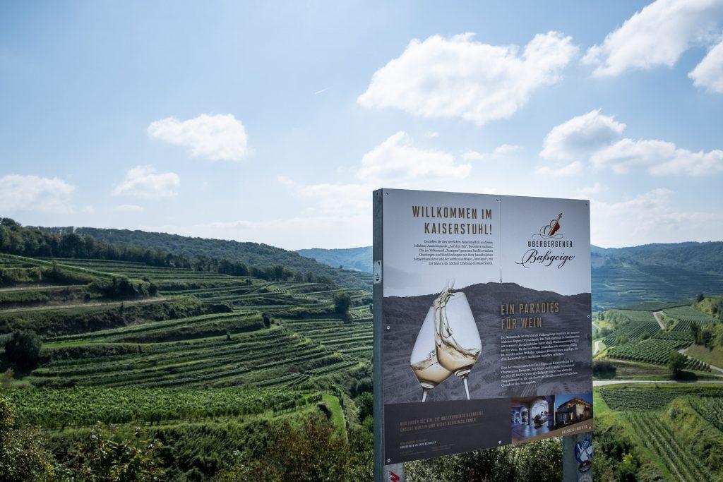 Kaiserstuhl – en overflod av vin i Tyskland