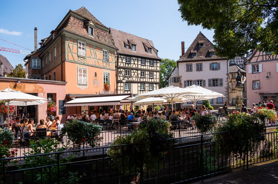 Colmar – a real life fairytale in France