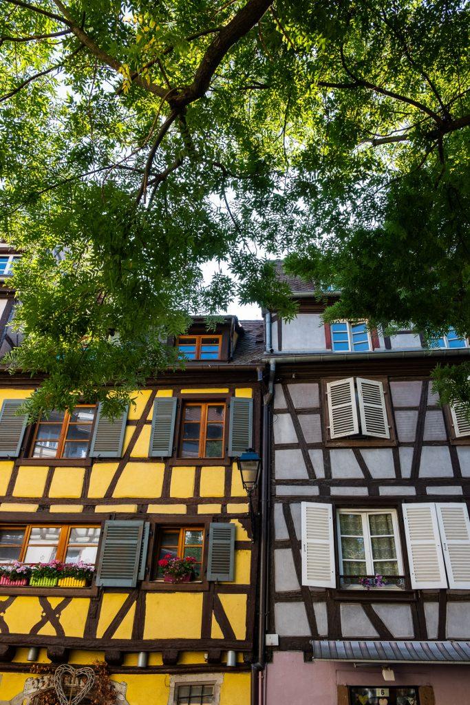 Colmar France Alsace street travel
